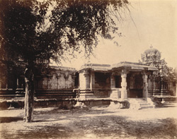 General view of the Situ Madhavaswami Temple, Rameswaram
